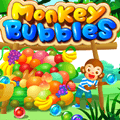 Monkey Bubble Bobble